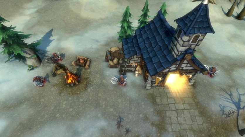 Screenshot 6 - Dungeons 2 – A Chance Of Dragons