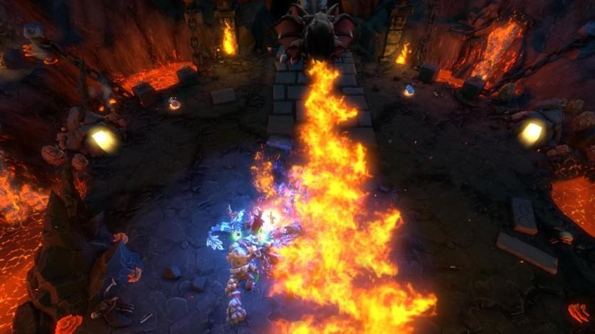 Screenshot 4 - Dungeons 2 – A Chance Of Dragons