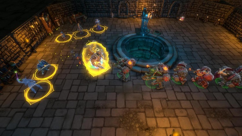 Screenshot 3 - Dungeons 2 – A Chance Of Dragons