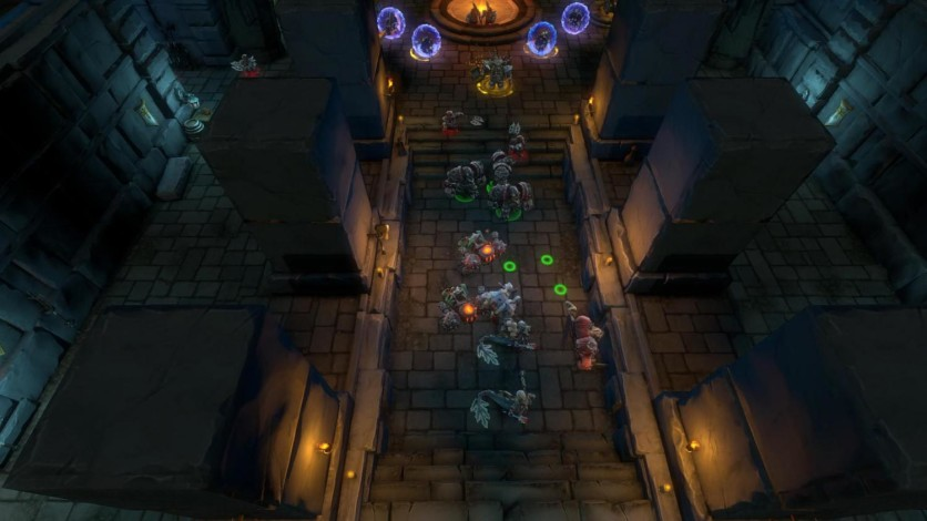 Screenshot 1 - Dungeons 2 – A Chance Of Dragons