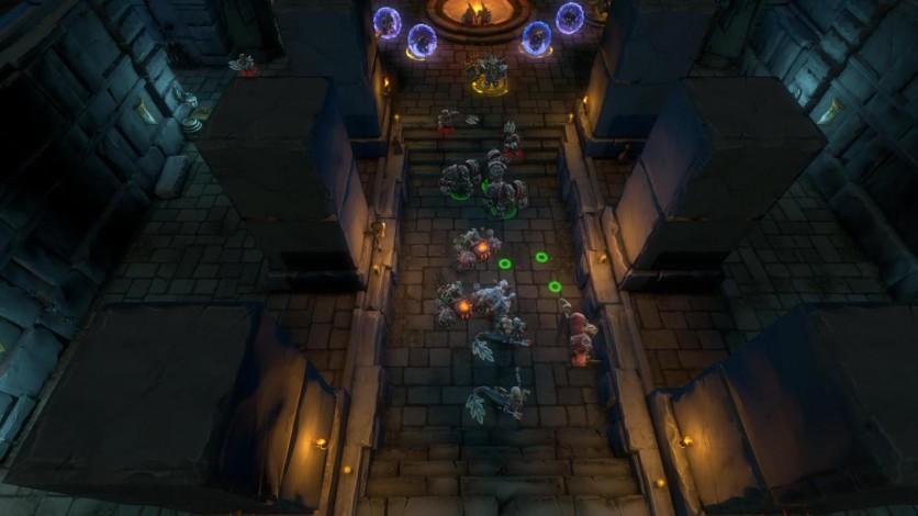 Screenshot 1 - Dungeons 2 – A Chance Of Dragons
