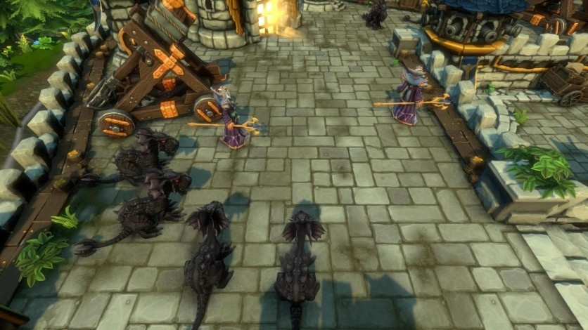 Screenshot 2 - Dungeons 2 – A Chance Of Dragons