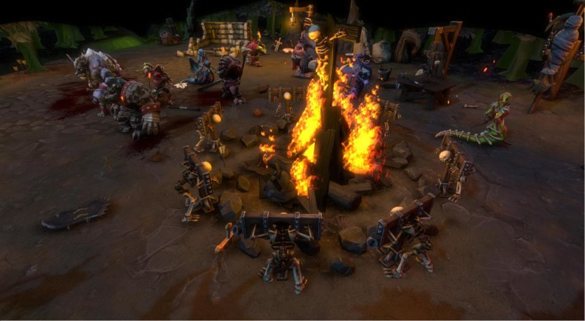 Screenshot 1 - Dungeons 2 – A Song of Sand and Fire