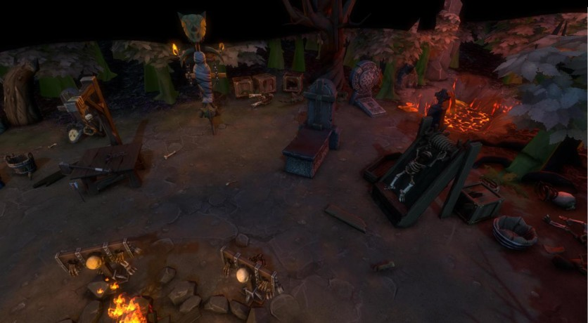 Screenshot 6 - Dungeons 2 – A Song of Sand and Fire
