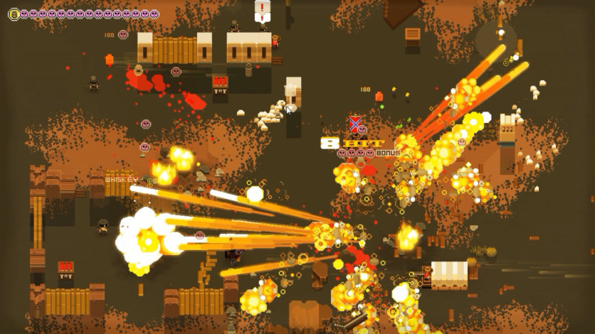 Screenshot 2 - Fistful of Gun