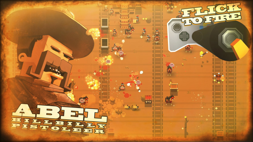 Screenshot 9 - Fistful of Gun
