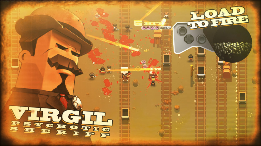 Screenshot 16 - Fistful of Gun