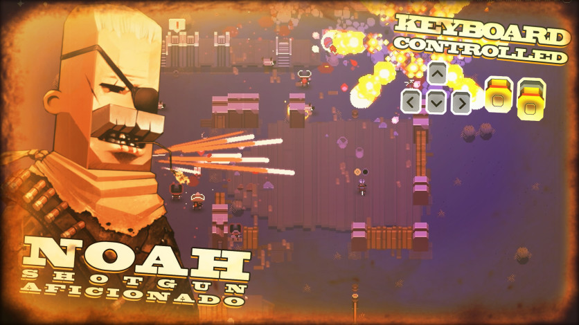 Screenshot 11 - Fistful of Gun