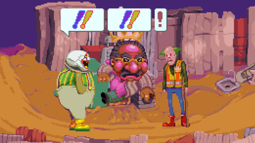 Screenshot 9 - Dropsy
