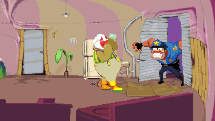 Screenshot 3 - Dropsy