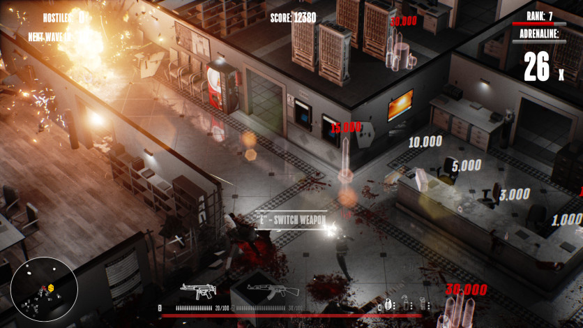 Screenshot 3 - Hatred