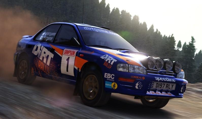 Screenshot 4 - DiRT Rally