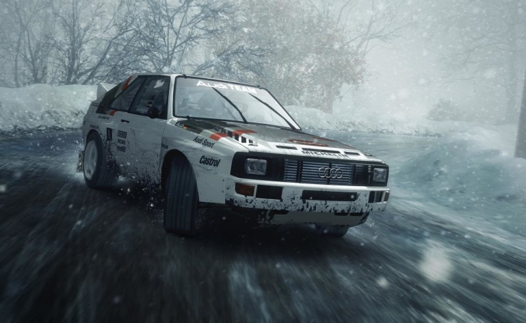 Screenshot 20 - DiRT Rally