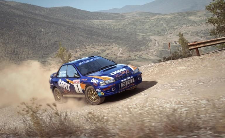 Screenshot 13 - DiRT Rally