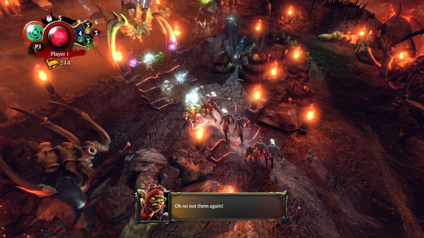 Screenshot 4 - Overlord: Fellowship of Evil