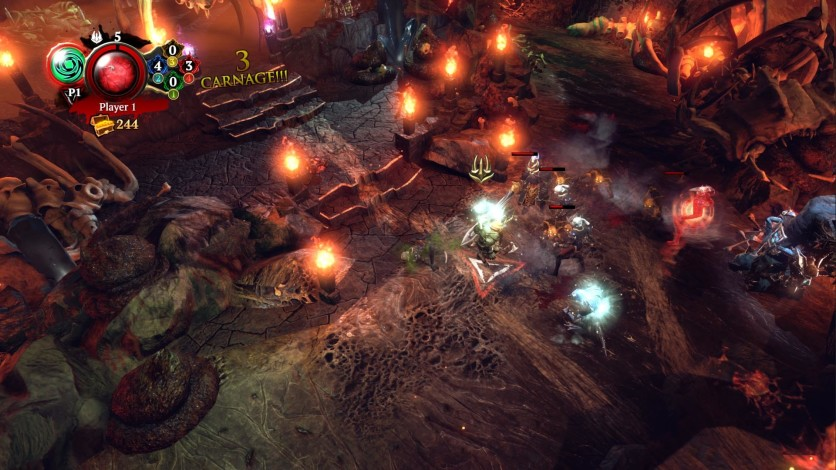 Screenshot 3 - Overlord: Fellowship of Evil