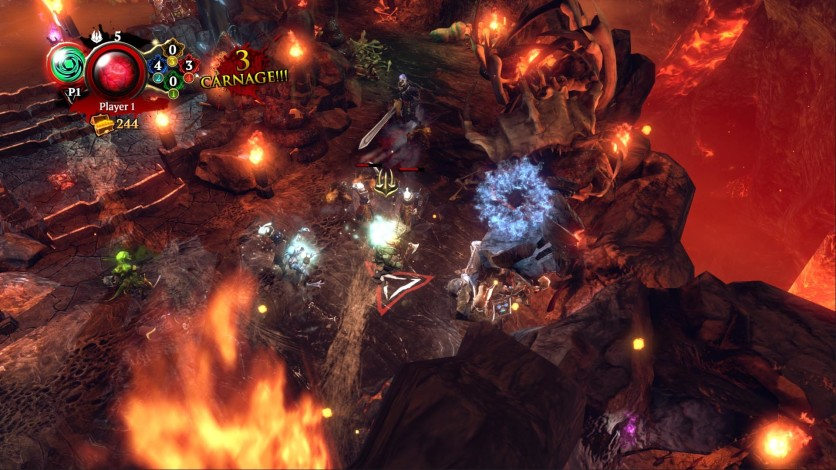 Screenshot 2 - Overlord: Fellowship of Evil