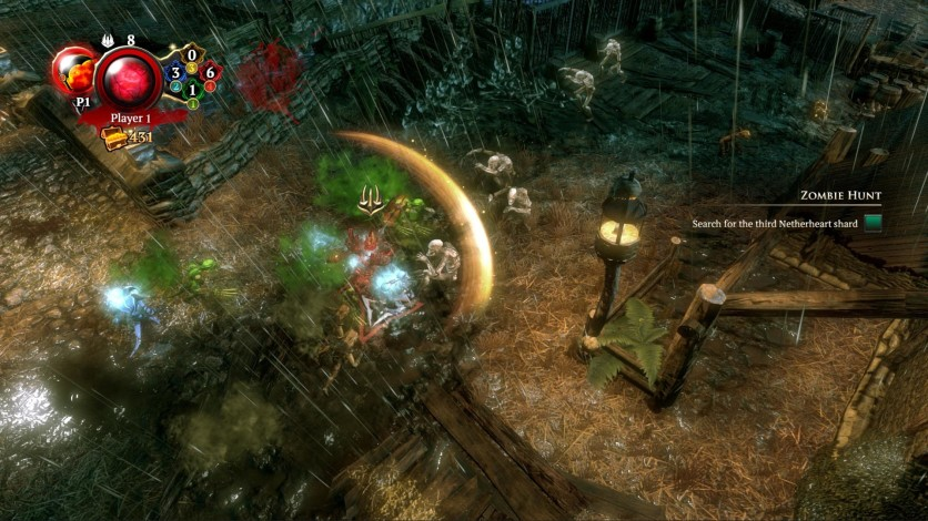 Screenshot 10 - Overlord: Fellowship of Evil