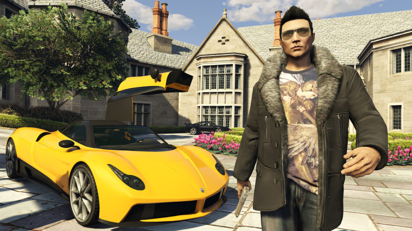 Screenshot 5 - GTA Online: Tiger Shark Cash Card