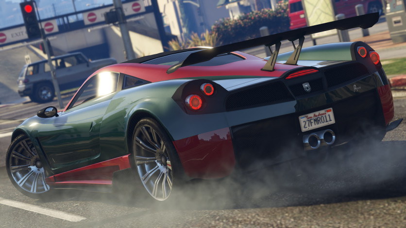 Screenshot 3 - GTA Online: Bull Shark Cash Card