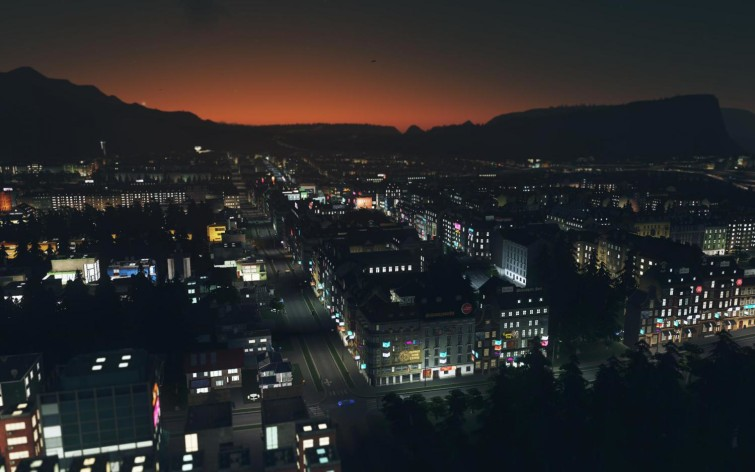 Screenshot 10 - Cities: Skylines - After Dark