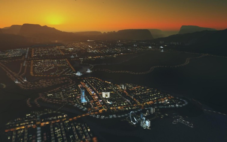 Screenshot 11 - Cities: Skylines - After Dark