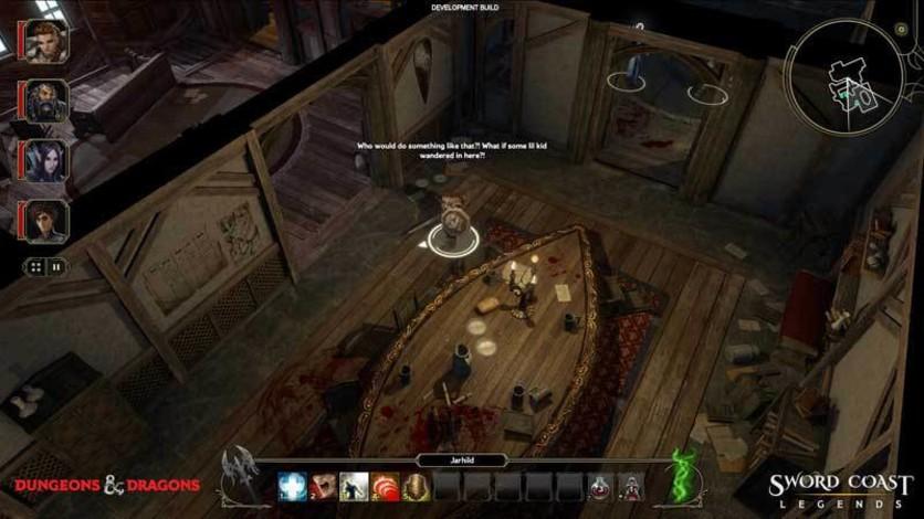 Screenshot 4 - Sword Coast Legends