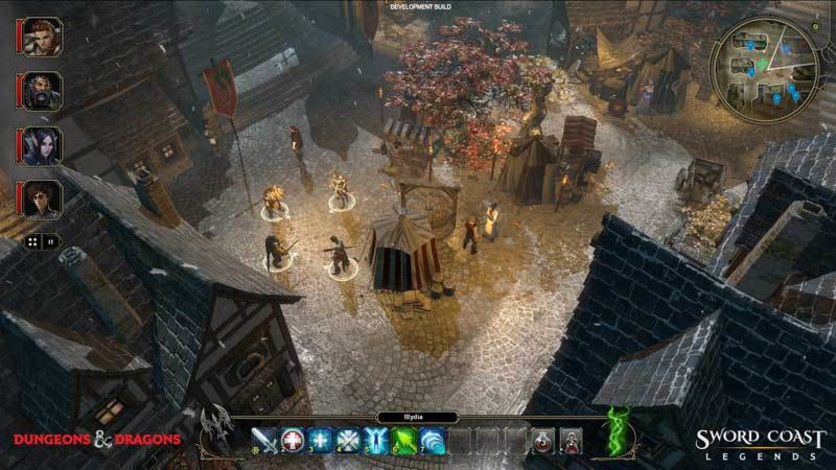 Screenshot 2 - Sword Coast Legends