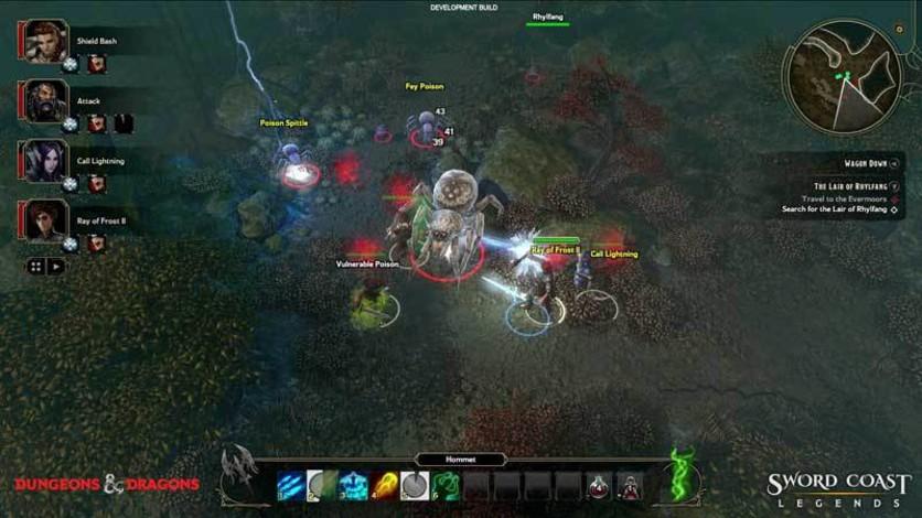 Screenshot 10 - Sword Coast Legends