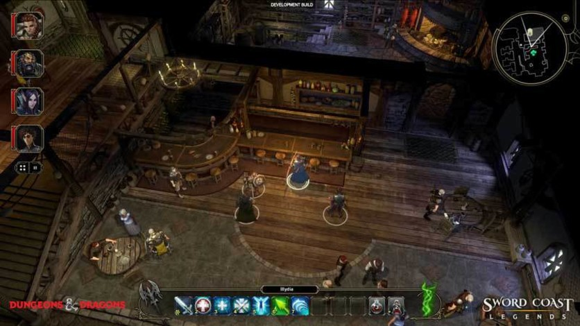 Screenshot 3 - Sword Coast Legends