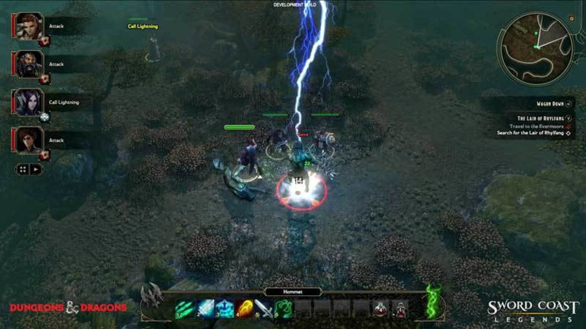 Screenshot 5 - Sword Coast Legends: Digital Deluxe Edition