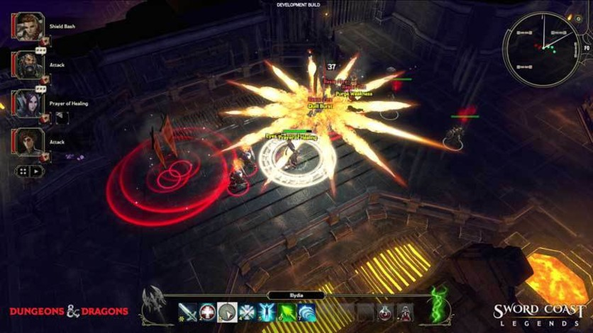 Screenshot 8 - Sword Coast Legends: Digital Deluxe Edition Campaign