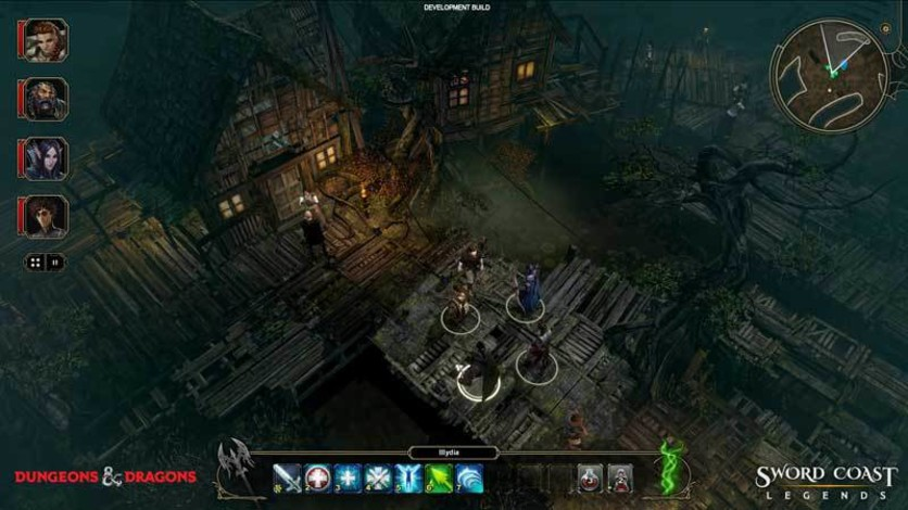 Screenshot 4 - Sword Coast Legends: Digital Deluxe Edition Campaign