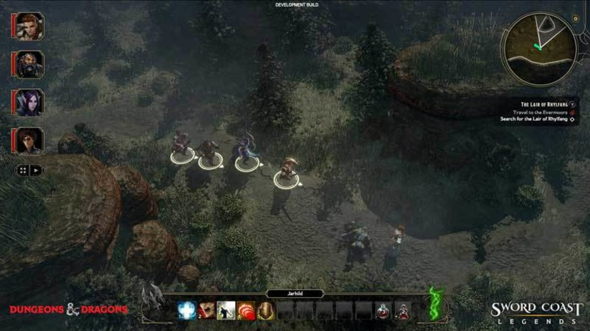 Screenshot 6 - Sword Coast Legends: Digital Deluxe Edition Campaign