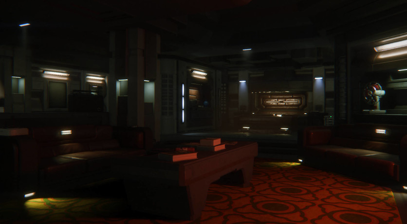 Screenshot 2 - Alien: Isolation - Corporate Lockdown