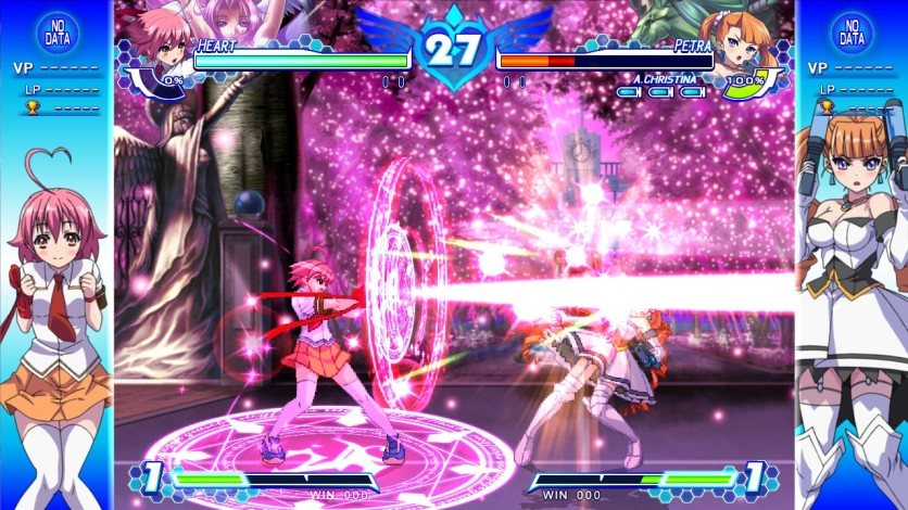 Screenshot 2 - Arcana Heart 3 LOVE MAX