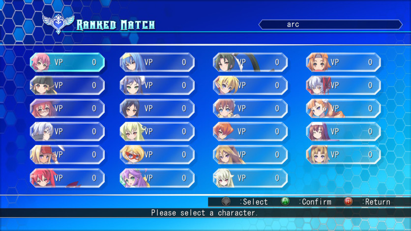 Screenshot 10 - Arcana Heart 3 LOVE MAX