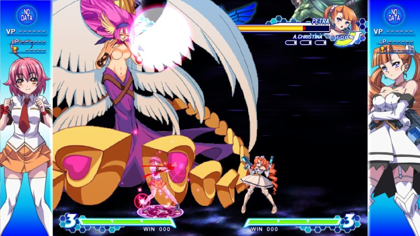 Screenshot 4 - Arcana Heart 3 LOVE MAX