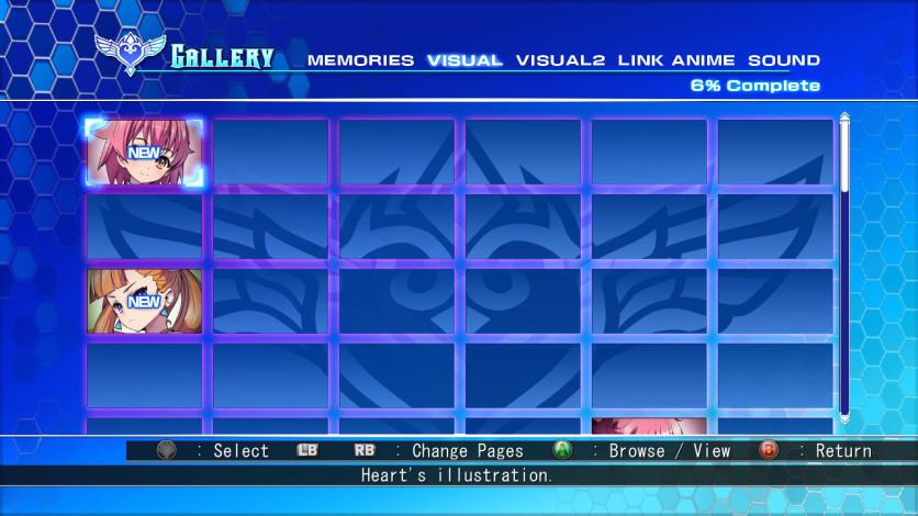 Screenshot 8 - Arcana Heart 3 LOVE MAX