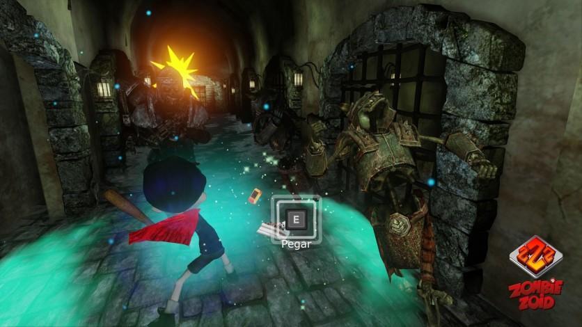 Screenshot 3 - Zombie Zoid Zenith - Edição Premium
