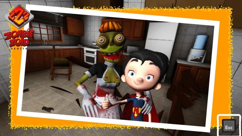 Screenshot 4 - Zombie Zoid Zenith - Edição Premium