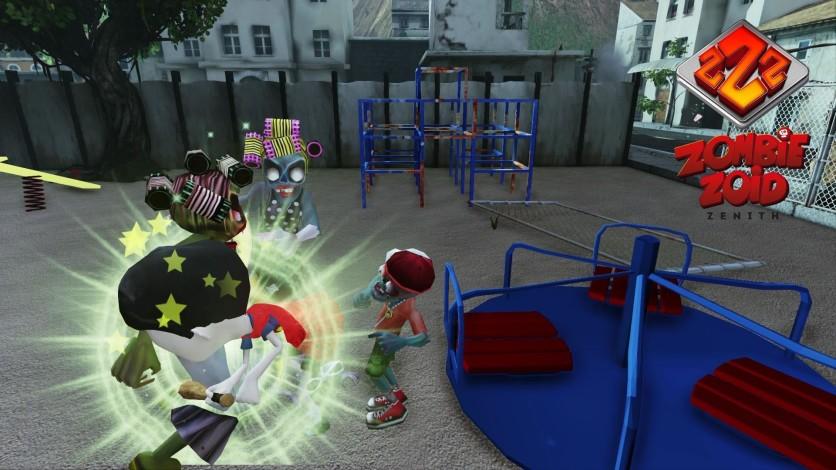 Screenshot 6 - Zombie Zoid Zenith - Edição Premium