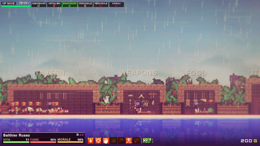 Screenshot 15 - Pixel Piracy