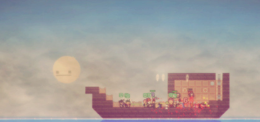 Screenshot 5 - Pixel Piracy