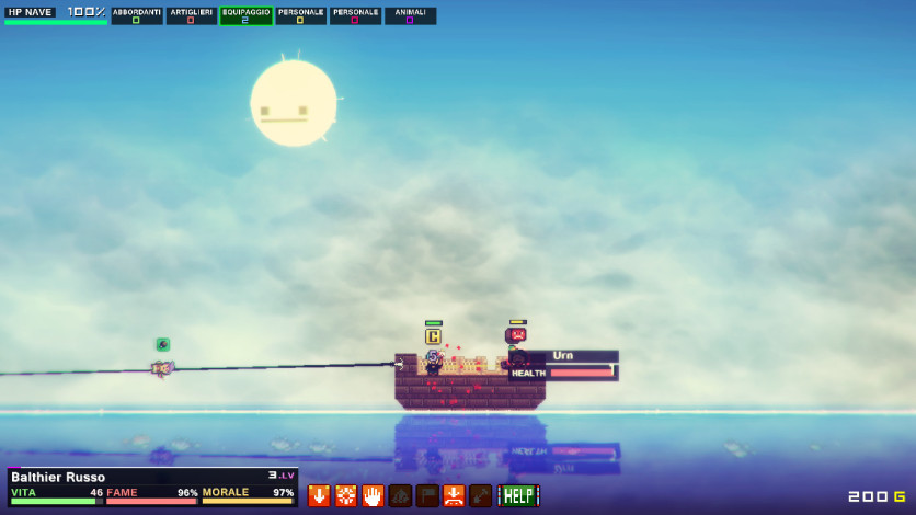 Screenshot 7 - Pixel Piracy