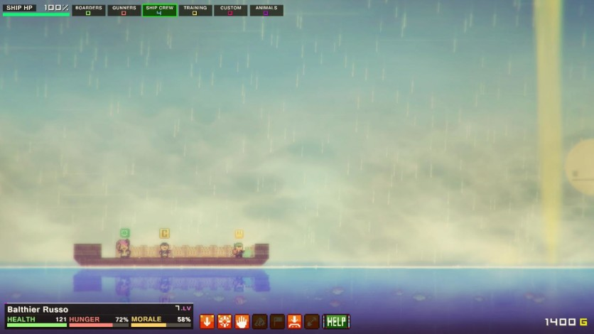 Screenshot 11 - Pixel Piracy