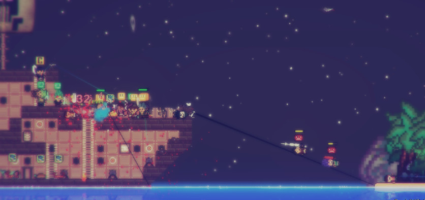 Screenshot 18 - Pixel Piracy