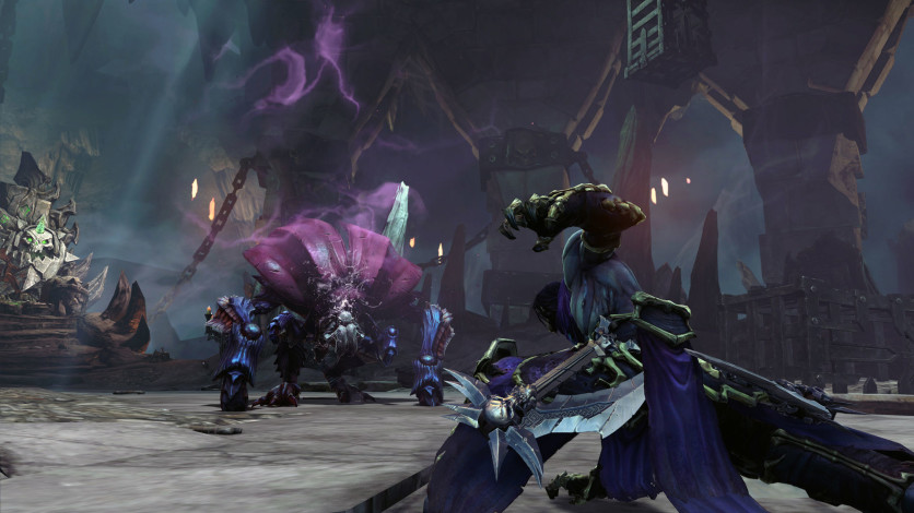 Screenshot 3 - Darksiders II - Ultimate Edition