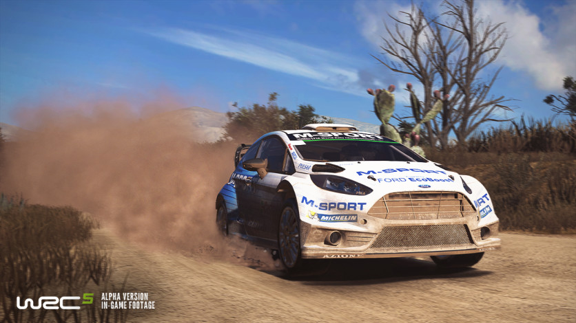 Screenshot 3 - WRC 5: World Rally Championship