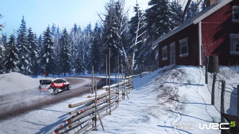 Screenshot 6 - WRC 5: World Rally Championship